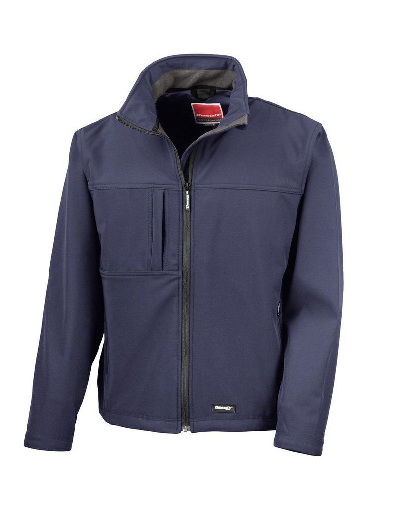Result Result Classic Softshell Jacket