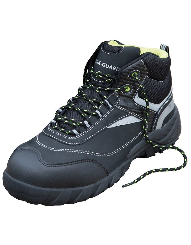 Work-Guard  Work- Guard Blackwatch  Safety Shoe