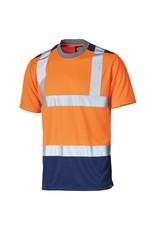 Dickies Dickies Hi- Vis Two Tone T-Shirt