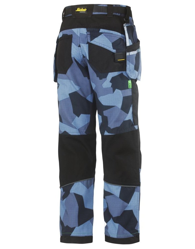 Snickers Workwear Snickers Workwear Flexi Work Junior Camo Trousers