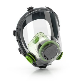 BLS 5000 Series Thermoplastic Full Face Mask (b-lock connection)