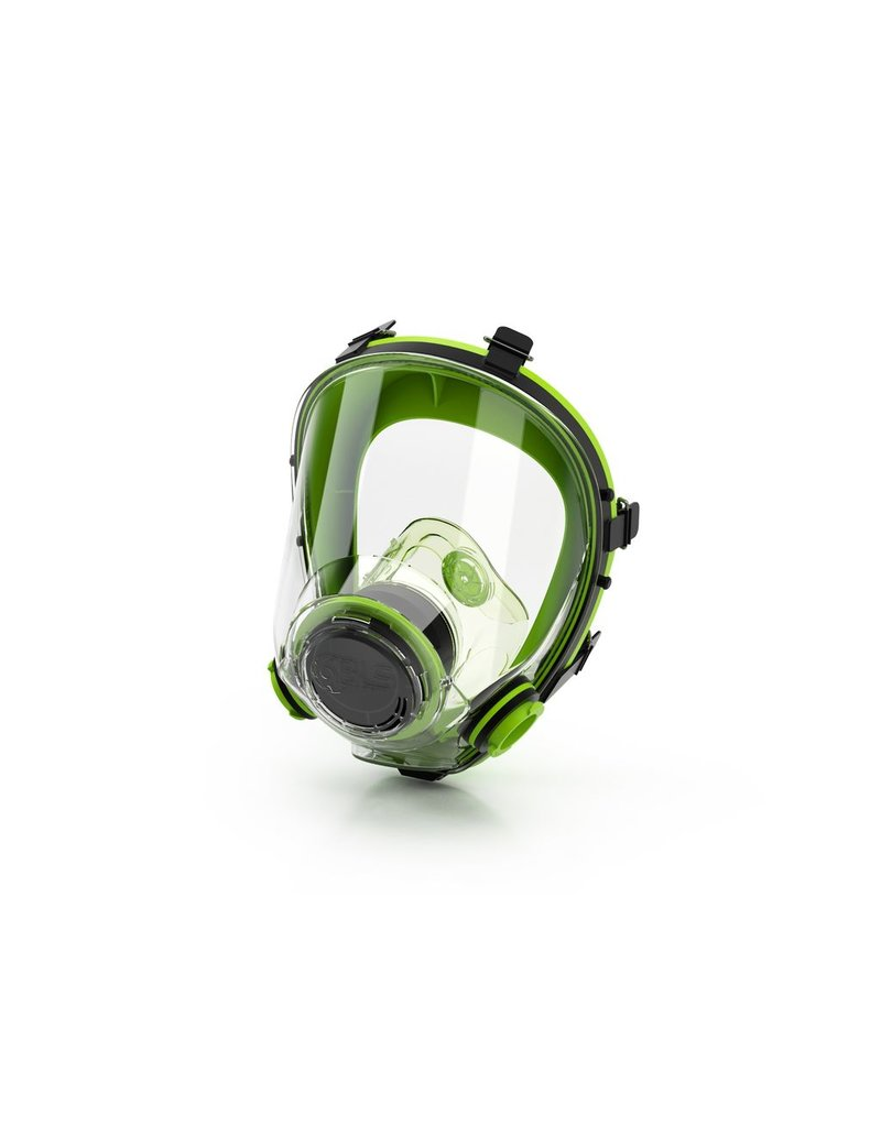 BLS 5000 Series Silicone Full Face Mask (b-lock connection)