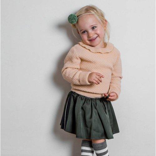 Little Millie Haarbandje Single Pom Pom Green