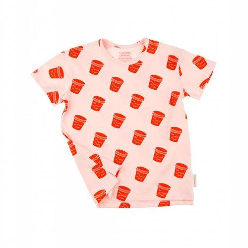 Tinycottons Pots SS Tee Light Pink