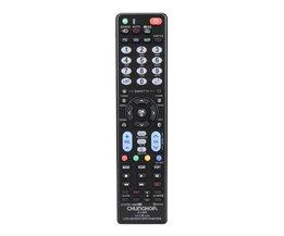 Controle remoto universal para LCD, LED, HD e 3D LG TV