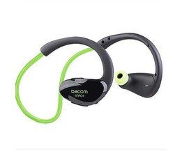 Auricular Bluetooth sem fio com microfone e NFC