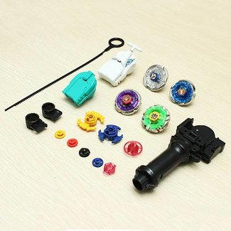 Rapidez Beyblade Metal Fusion Fight Master