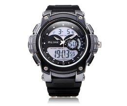 Relógios impermeáveis da Alike