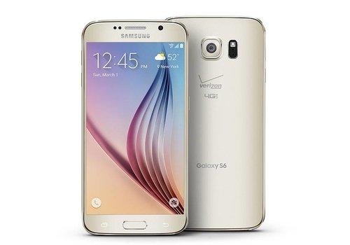 Samsung Samsung Galaxy S6 goud 32 GB
