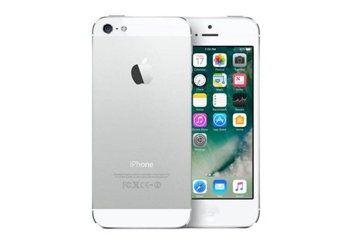 Apple iPhone 5S zilver 16 GB