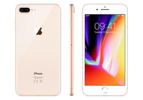 Apple iPhone 8 plus 256 GB goud