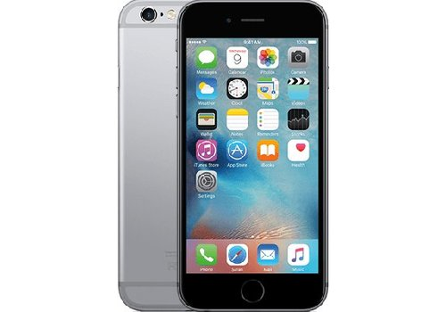 Apple IPhone 6s 16 GB Space Gray