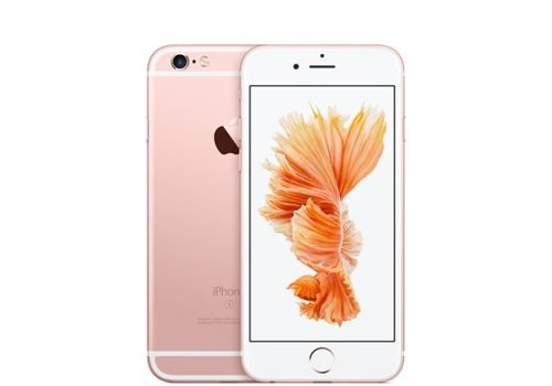 Apple Iphone 6 S 64 GB Rose Gold