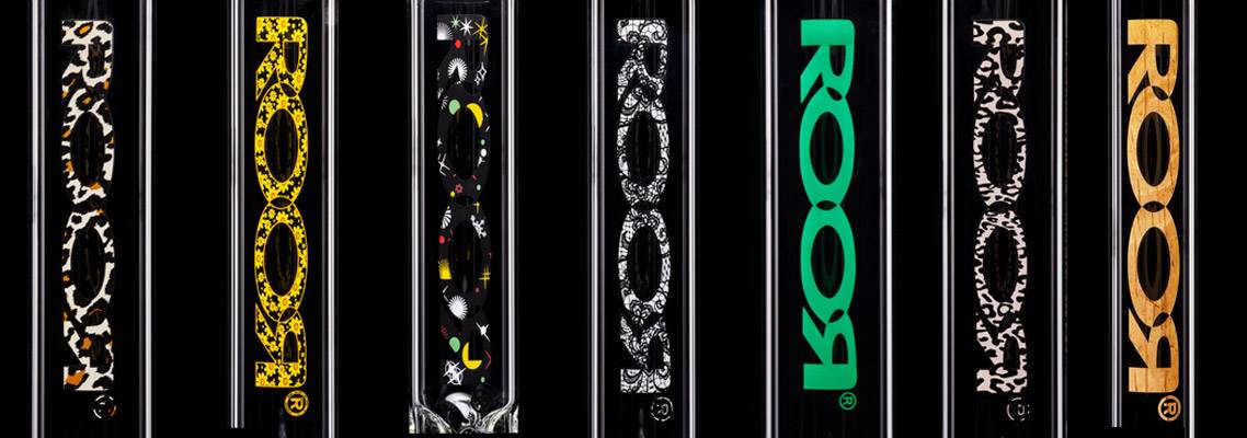 ROOR logos new editions