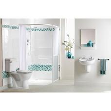 La Salle de Bain & la Toilette