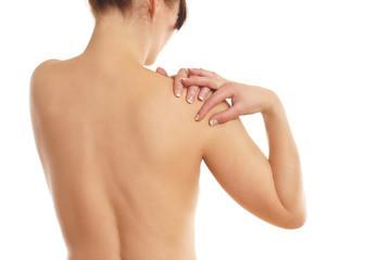 Malaise ou douleur sur les épaules: aides qui guérissent ou préviennent