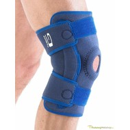 Neo-G knee brace with hinge for bending