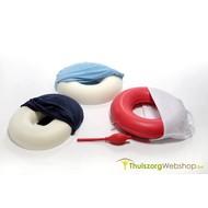 Coussin en forme de bouée gonflable