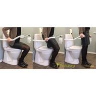Opklapbare toiletbeugel Ropox Loire