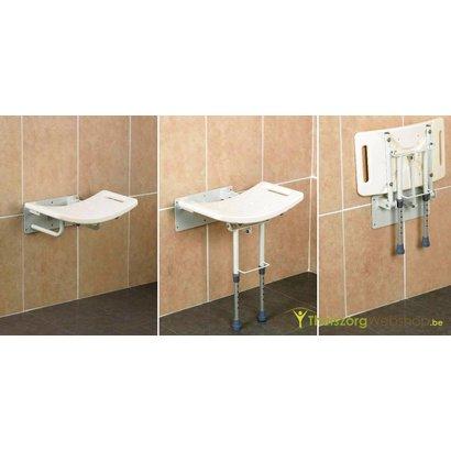 Si ge de douche days pour fixation murale soins - Fixation murale sans trou ...