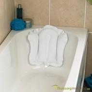 Coussin gonflable pour la baignoire