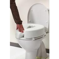 Toiletkussen voor gewoon toilet - zacht vinyl