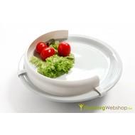 Rebord d'assiette séparé (Standard)