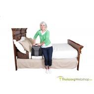 Barre légère pour transfert de lit