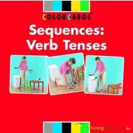 Verbes -  Séquences -  ColorCards®