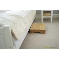 Marchepied pour le lit ou la baignoire en bambou