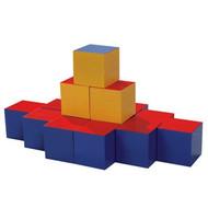 Uni-blokken Nikitin N2- van 2 naar 3 dimensies