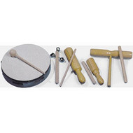 Ritmeset met 5 instrumenten