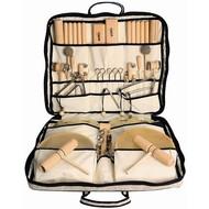 Ritmeset in een handige tas