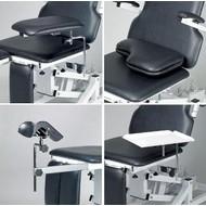 Accessoires voor orthopedische behandelbank Homecraft
