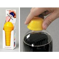 Ouvre-bouteilles Dycem® par quantité dans un distributeur
