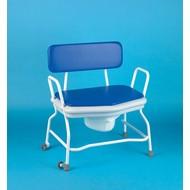 Toiletstoel XXL voor zware personen