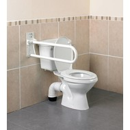 Opklapbare toiletbeugel Devon