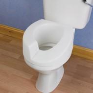Toiletverhoger asymmetrisch Arthro Tall-ette