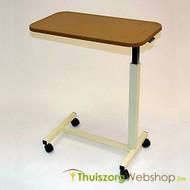 Table de lit Days - réglable en hauteur par un vérin pneumatique
