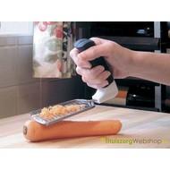 Keukenrasp met ergonomisch handvat