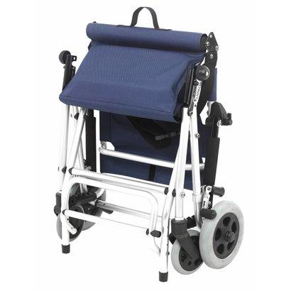 Chaise Roulante De Transport Travel Chair Pliable