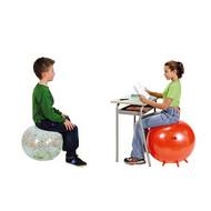 Balle siège avec petits pieds Sit'n Gym