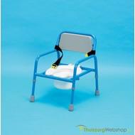 Chaise percée pédiatrique Homecraft