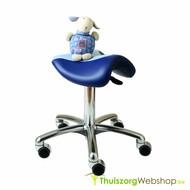 Chaise enfant en forme de selle Swippolino