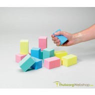Blocs en mousse pour thérapie de la main