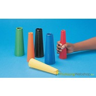 Plastic kegels antislip
