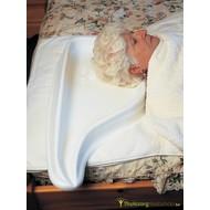 Haarwasbekken voorgevormd voor gebruik in bed