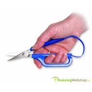 Lichtgewicht schaar met grote handgreep zelfopenend Easi-Grip®