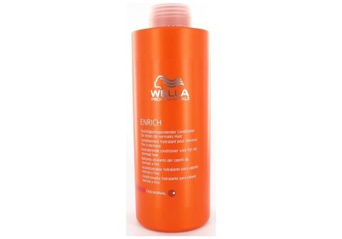 Wella WELLA ENRICH HYDR. CONDITIONER VOOR WEERBARSTIG HAAR 200ML