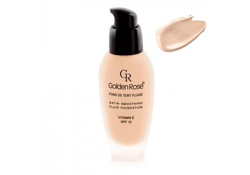 Golden Rose FLUID FOUNDATION 29